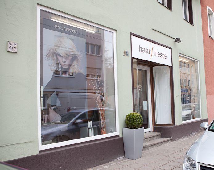 Haarfinesse 6 Fotos Nürnberg St Johannis Johannisstr Golocal