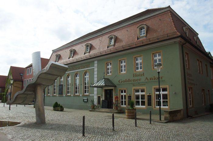 Hotel Goldener Anker Inh. Petra Paul e.K. - 37 Bewertungen ...