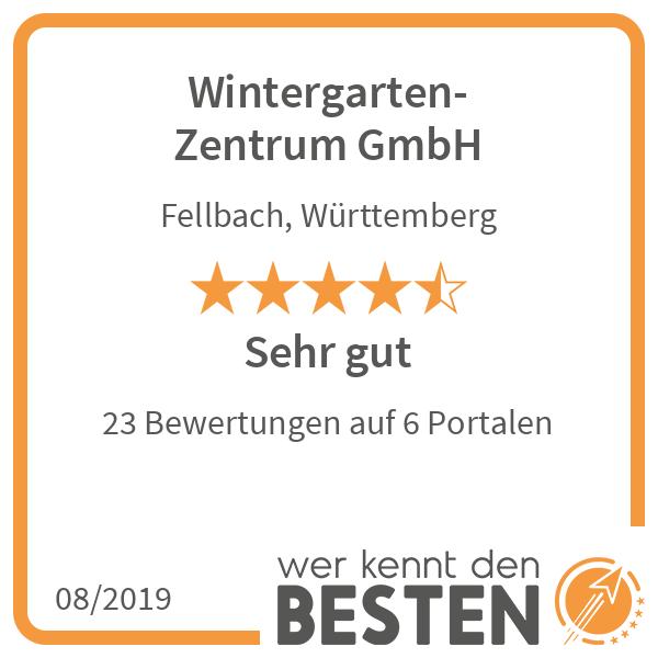 Wintergarten Zentrum Gmbh 9 Bewertungen Fellbach