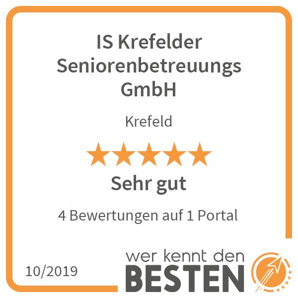 Gute Pflegedienste in Krefeld | golocal