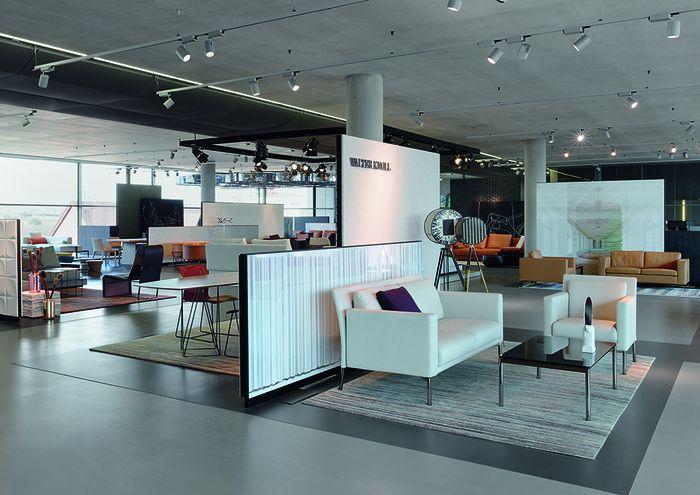Bilder Und Fotos Zu Walter Knoll Headquarter Showroom Herrenberg